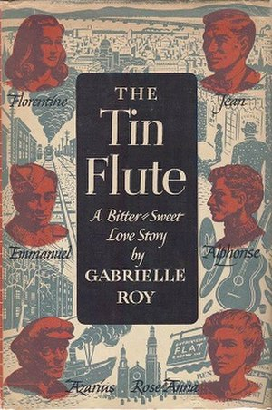 The Tin Flute - First English-language edition