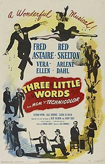 <i>Three Little Words</i> (film)