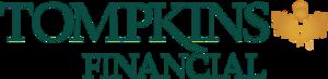 Tompkins Financial Corporation - Image: Tompkins Financial New Logo