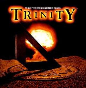 Trinity (video game) - Trinity cover art