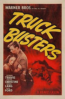 <i>Truck Busters</i> 1943 film by B. Reeves Eason