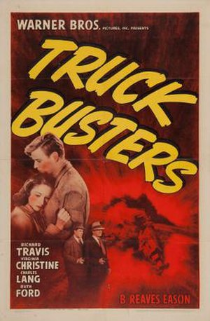 Truck Busters - Theatrical release poster