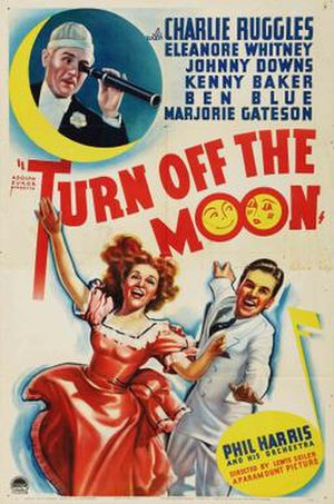 Turn Off the Moon - Theatrical release poster