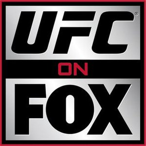 Fox UFC - Former logo