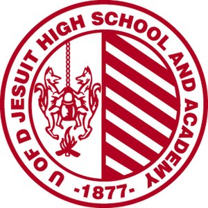 University of Detroit Jesuit High School and Academy - Image: U of D Jesuit Seal