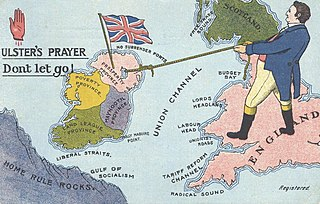 Unionism in Ireland Political ideology advocating UK sovereignty over Northern Ireland