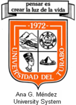 University of Turabo - Image: University of Turabo logo