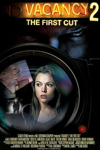 Vacancy 2: The First Cut - DVD cover