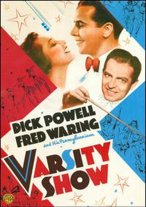 Varsity Show (film) - Image: Varsity Show (film)