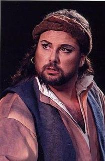Italian opera singer