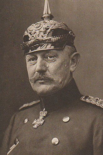 German Army order of battle (1914) - Image: Vonmoltke