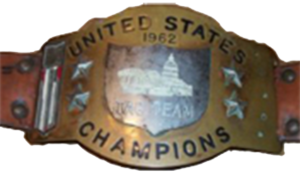 WWWF United States Tag Team Championship - Image: WWWF United States Tag Team Championship belt