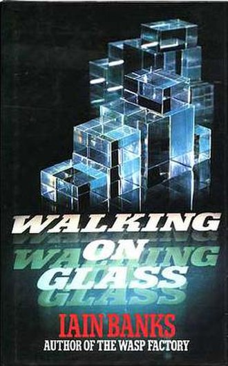 Walking on Glass - First edition