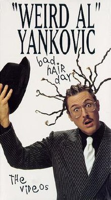 Weird Al Yankovic Bad Hair Day The Videos.jpg
