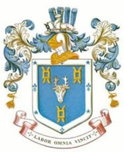 The town crest of West Bromwich.