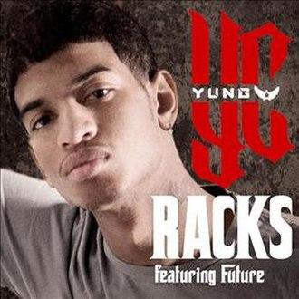 Racks (song) - Image: YC Racks Cover