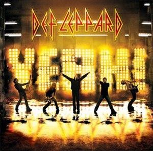 Yeah! (Def Leppard album) - Image: YEAH Def Leppard