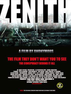 Zenith (film) - Promotional poster