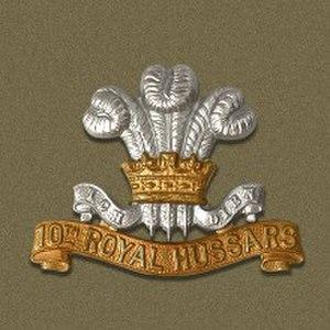 10th Royal Hussars - Image: 10th Royal Hussars Badge