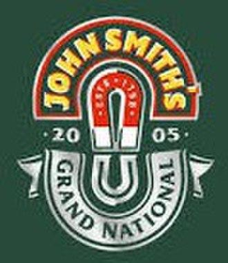 2005 Grand National - Image: 2005 Grand National logo