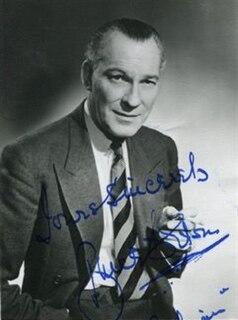 Bruce Seton British actor (1909-1969)