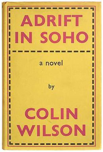 Adrift in Soho - First Edition