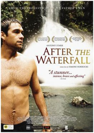 After the Waterfall - Theatrical release poster