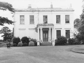 Aldershot Park Mansion in 1962 Aldershot Park Mansion 1962.jpg
