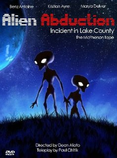 <i>Alien Abduction: Incident in Lake County</i> 1998 television film