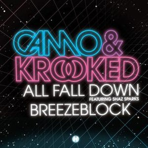All Fall Down (Camo & Krooked song) - Image: All Fall Down