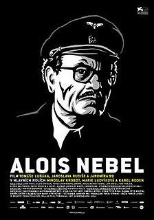 <i>Alois Nebel</i> 2011 film