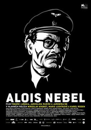 Alois Nebel - Theatrical release poster