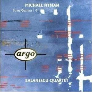 String Quartets 1–3
