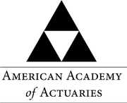 American Academy of Actuaries logo.png