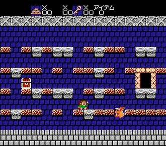 Aighina no Yogen: From the Legend of Balubalouk - Gameplay screenshot