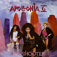 Appolonia sex shooter on cd