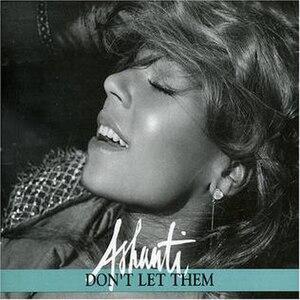Don't Let Them - Image: Ashanti Don't Let Them