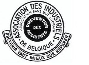 Vinçotte - The logo of AIB.