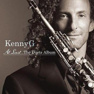 At Last...The Duets Album - Image: At Last...The Duets Album Kenny G