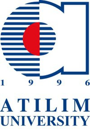 Atılım University - Image: Atilim University Logo
