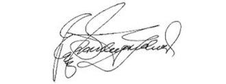 Erle Stanley Gardner - Image: Autograph signature of erle stanley gardner