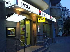 BRD – Groupe Société Générale - Image: BRD.Iasi Romania