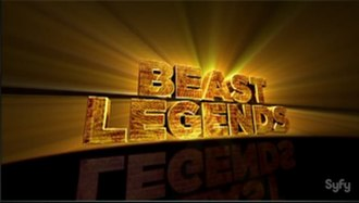 Beast Legends - Image: Beast Legends Logo