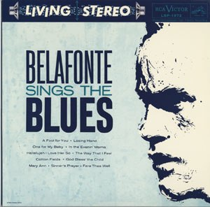 Belafonte Sings the Blues - Image: Belafonte sings the blues