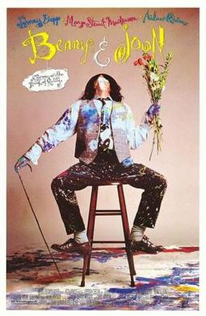 Benny & Joon - Theatrical release poster