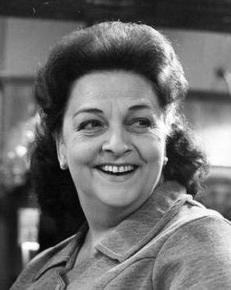 Betty Williams (Coronation Street) - Betty Turpin in 1969