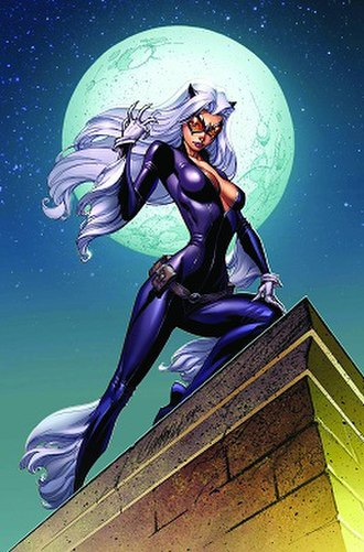 Black Cat (Marvel Comics) - Image: Black Cat (Ultimate Marvel character)