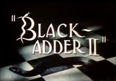 Picture of a TV show: Blackadder II
