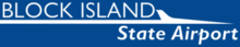 Block Island State Airport logo.png