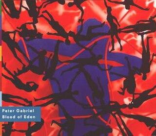 Blood of Eden 1993 single by Peter Gabriel